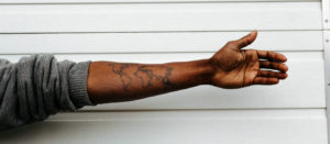 Arm with Map Extended 1366 x 597