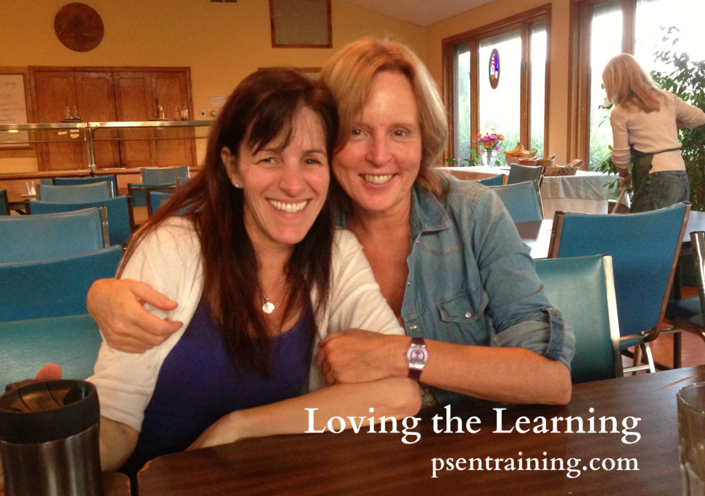 Loving the Learning - Jimena and Irene