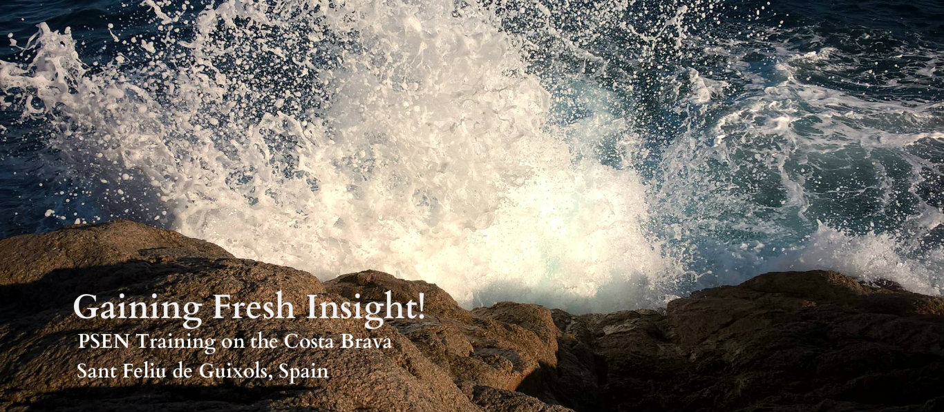 Big wave on rocks Fresh insight Sllder
