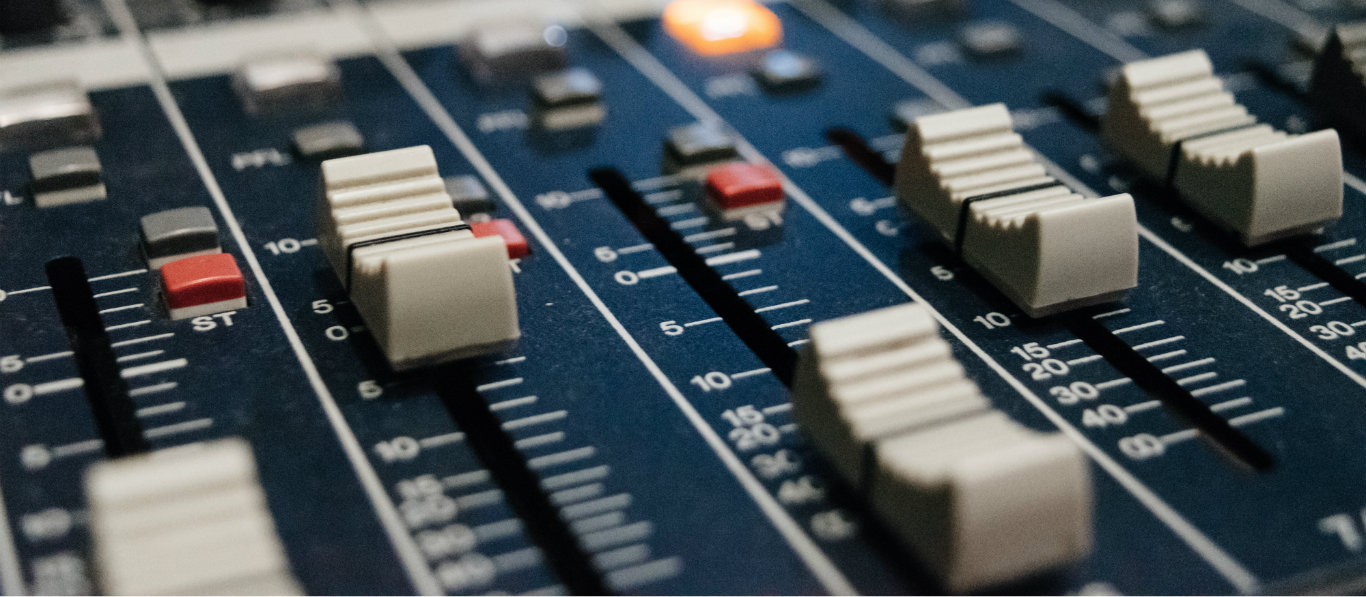 Audio Recording Board 1366 x 597